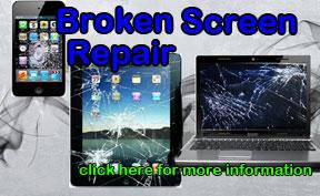 Broken Screen Repairs