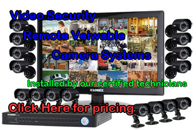 Video Security Camera Systems